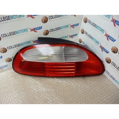 MGTF REAR LAMP CLUSTER LAMP N/S PASSENGERS SIDE TESTED IN GOOD CONDITION