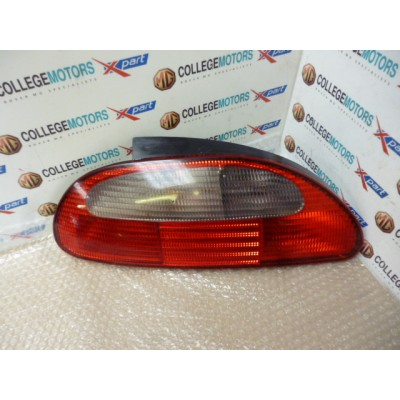 MGF REAR LIGHT CLUSTER LAMP N/S PASSENGERS SIDE TESTED IN GOOD CONDITION