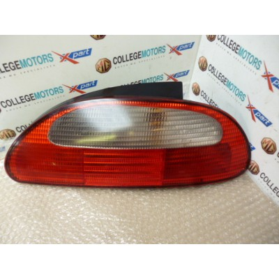 MGF REAR LIGHT CLUSTER LAMP O/S DRIVERS SIDE TESTED IN GOOD CONDITION