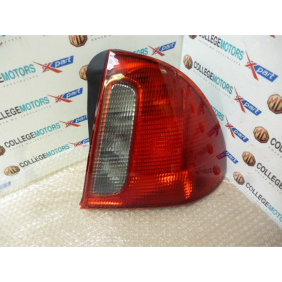 MGZS/ROVER 45 SALOON DRIVERS SIDE O/S REAR LAMP LIGHT UNIT PART NUMBER XFB101000