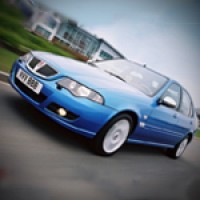 Rover 45 / MG ZS