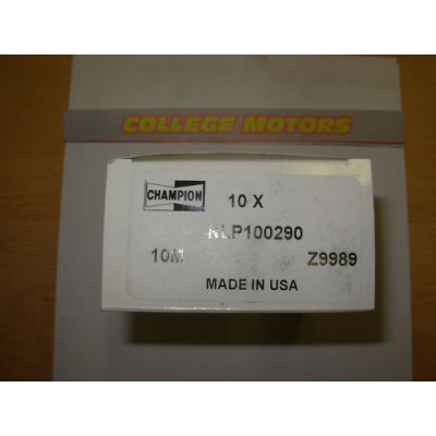 MG ROVER GENUINE SPARK PLUGS X 10 MGTF/F/75/45/25/ZR/ZS